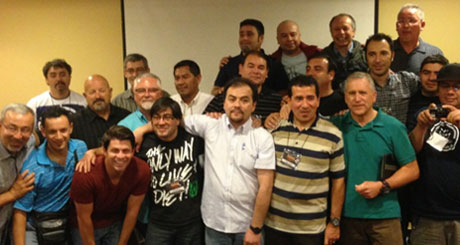 Pastors' Conference in South America
