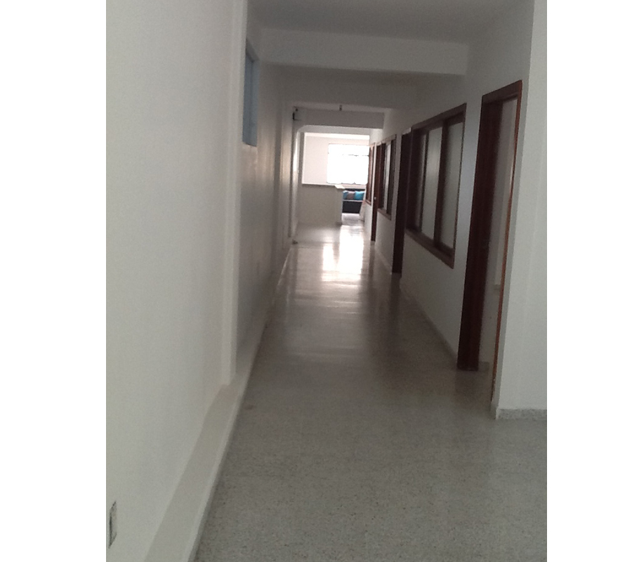 8_Hallway to Classrooms