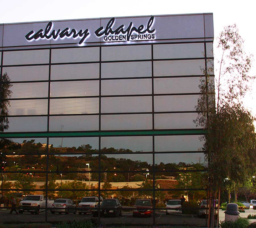 Calvary Chapel Golden Springs Bible College, Diamond Bar, California