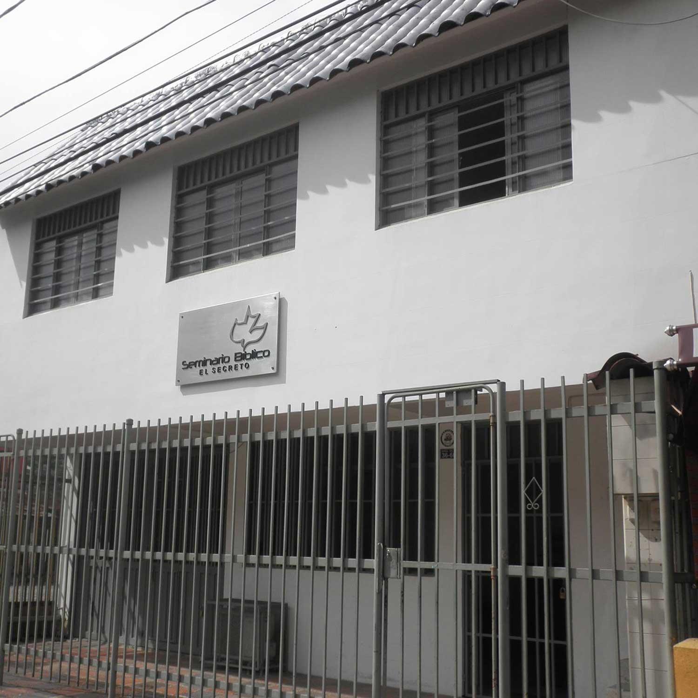 Seminario Biblico Secreto (SBES) in Villavicencio, Colombia<