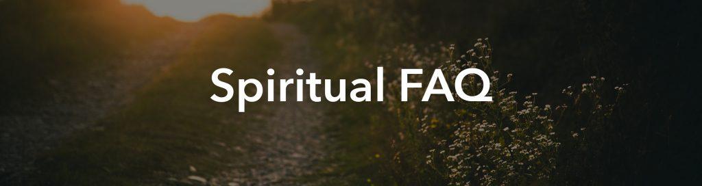 Spiritual FAQ — Calvary Chapel Golden Springs Calvary Chapel